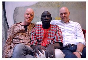KONSERT: Gambisk-svensk trio på Stallet i Stockholm