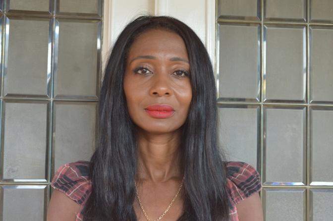 Afrosvenskar tar plats och jag känner mig otroligt tacksam