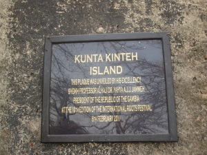 Kunta Kinteh Island Foto: Fatou Touray, Afropé