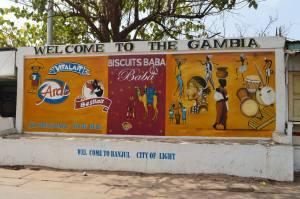 Banjul, Gambias huvudstad - Foto: Afropé | Fatou Touray