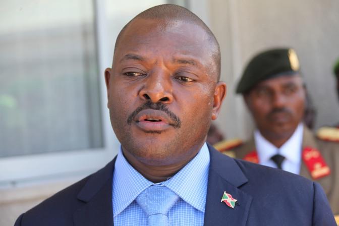 Europeiska unionen evakuerar personal till följd av oroligheterna i Burundi