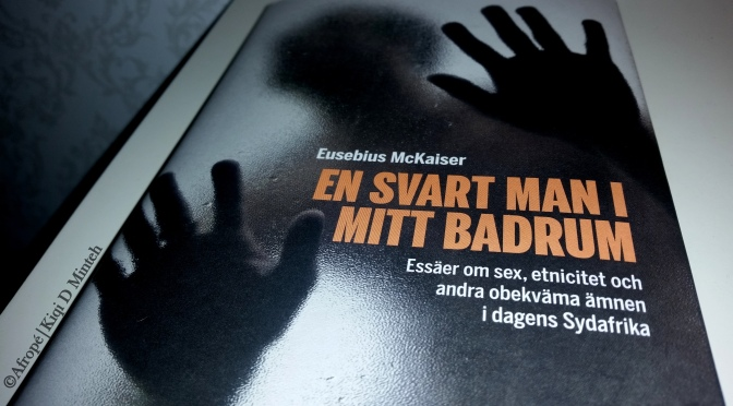 Bokrecension: En svart man i mitt badrum