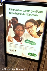 Reklam som inte stigmatiserar, Specsavers - Foto: Afropé|Kiqi D Minteh
