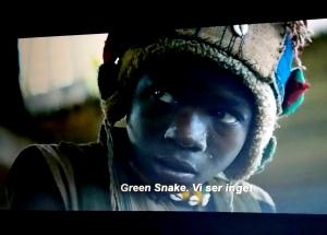 Abraham Attah som spelar Agu - Skärmavbild, Afropé