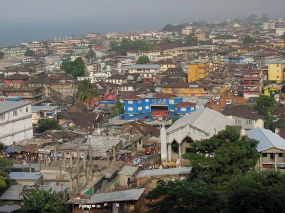 WHO deklarerar Sierra Leone ebolafritt