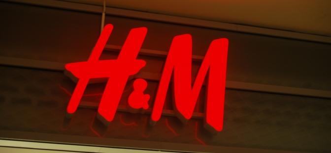 H&M lockar fram skämskuddar när de etablerar sig i Sydafrika