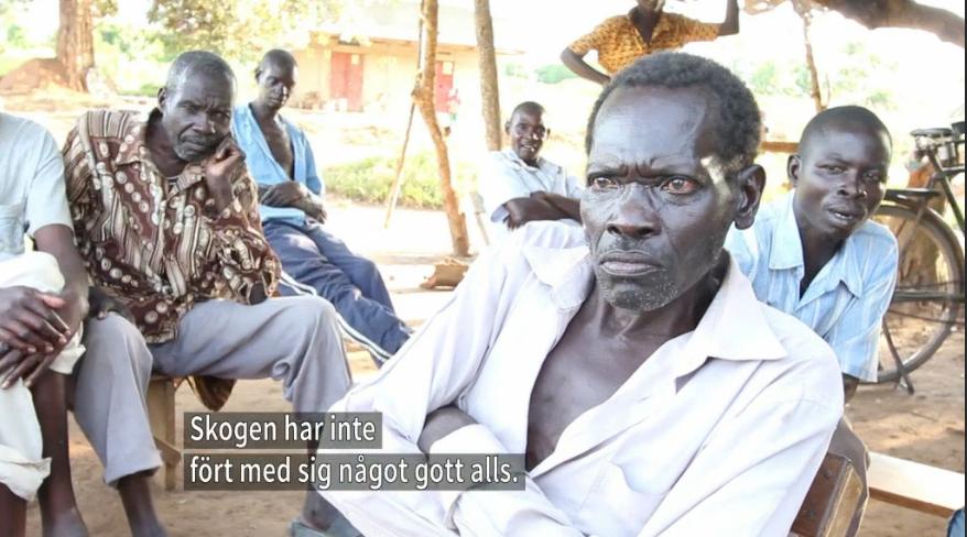 Afrikanska projekt som slagit fel
