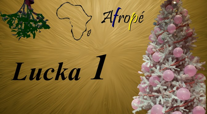 Afropés adventskalender Lucka nummer 1