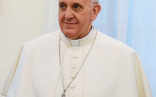 JUST NU: Påven besöker Centralafrikanska republiken