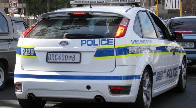 Åtta sydafrikanska poliser döms för brutalt mord på taxichaufför