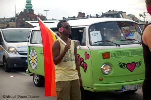 Stockholm Pride 2014 - Foto: Afropé | Fatou Touray