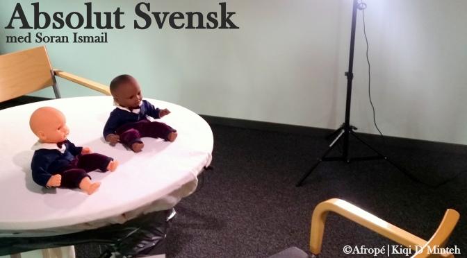 """Om Trollhättan och docktest i sista delen av """"Absolut svensk"""""""