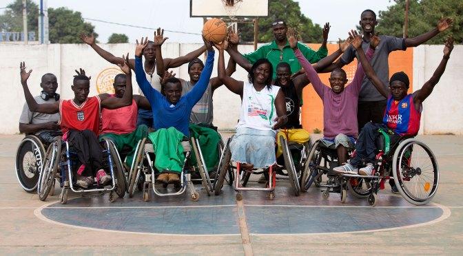 En biljett till Rio tack! – Gambia blickar mot Paralympics 2016