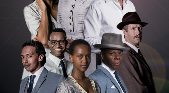 "Nordisk premiär för Broadwayklassikern ""A Raisin in the Sun"""