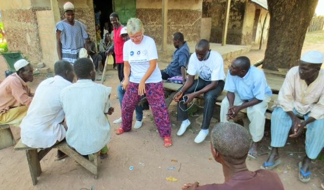 Gambiagrupperna uppmärksammar Gambiadagen