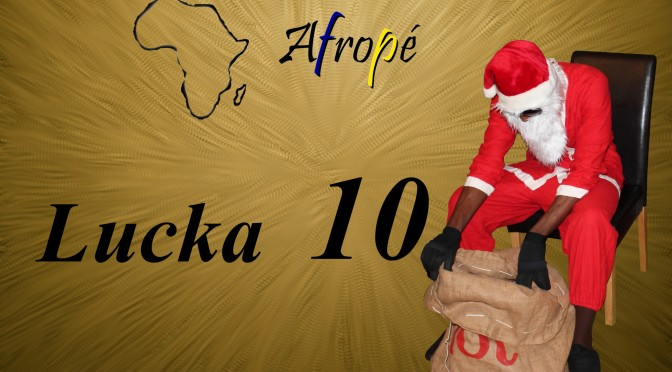 Afropés adventskalender Lucka nummer 10
