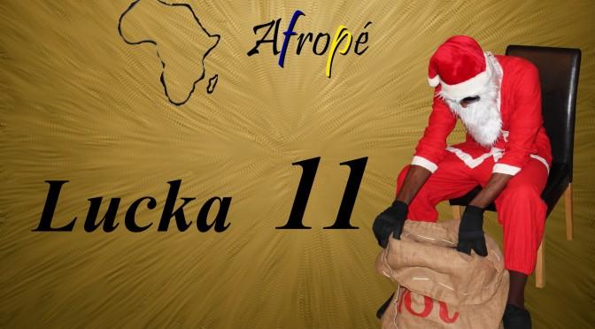 Afropés adventskalender Lucka nummer 11