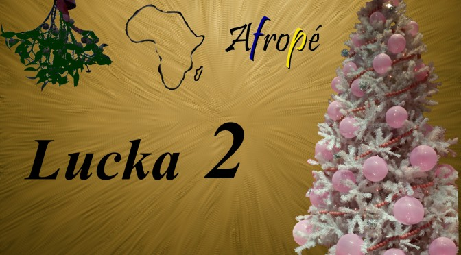 Afropés adventskalender Lucka nummer 2