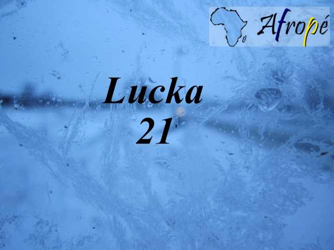 Afropés adventskalender – Lucka nummer 21