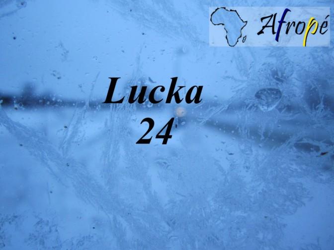 Afropés adventskalender – Lucka nummer 24