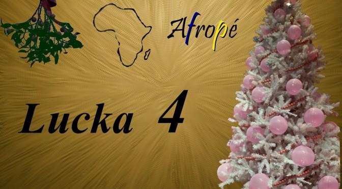 Afropés adventskalender Lucka nummer 4