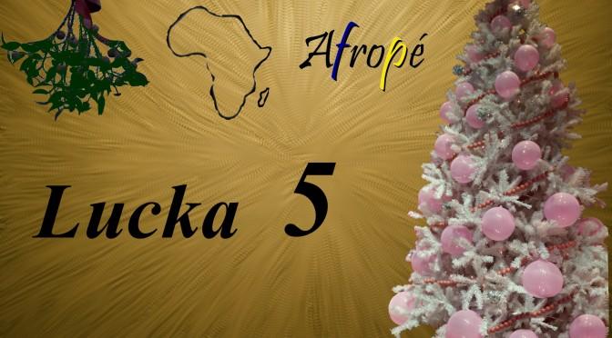 Afropés adventskalender Lucka nummer 5