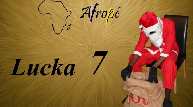 Afropés adventskalender Lucka nummer 7