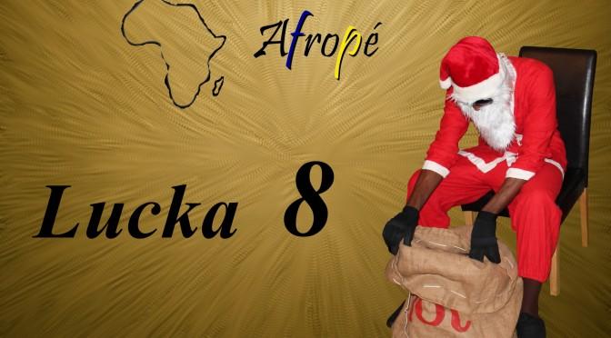 Afropés adventskalender Lucka nummer 8