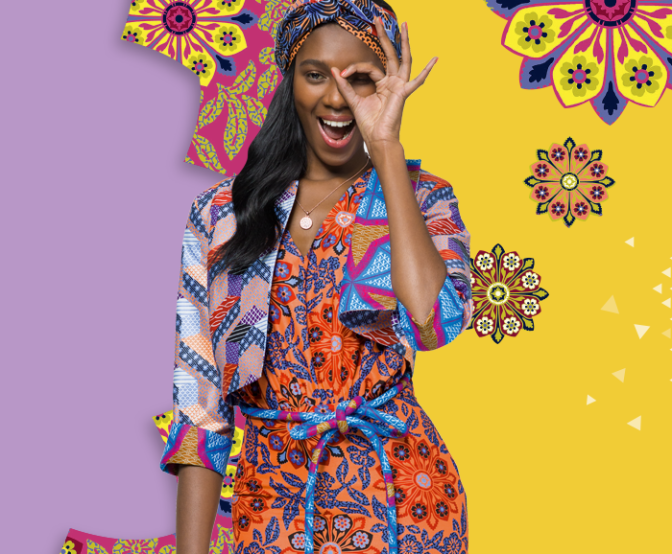Hur hänger Holland, tyg och afrikanskt mode ihop?