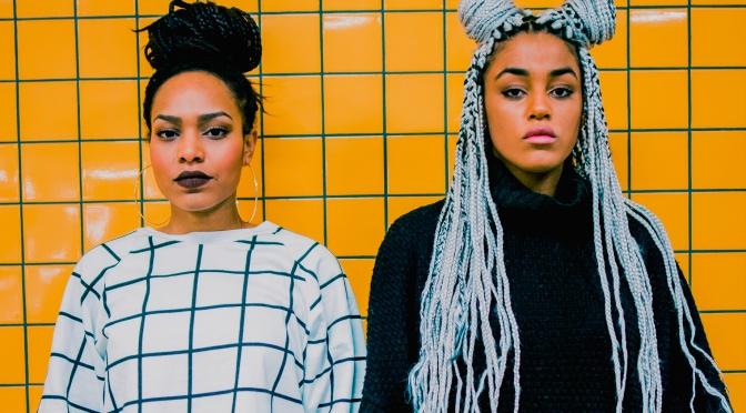 Radioprogrammet Arga Flickor vill ge en plats åt den arga svarta rösten.