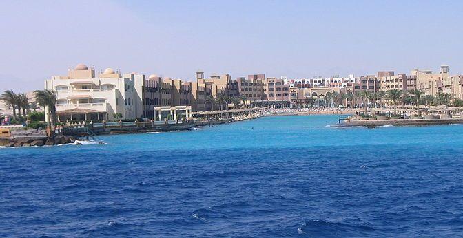 Svenska Sammie Olovsson skadad i Hurghada-attacken