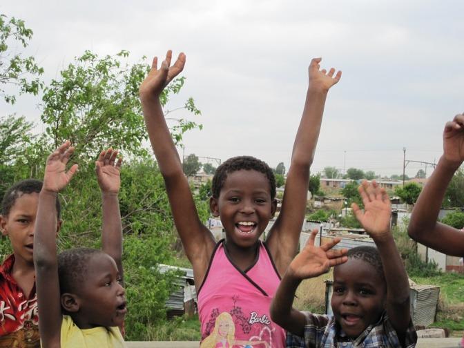 Första statliga skolan för barn med särskilda behov öppnad i Sydafrika