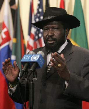 Sydsudan missar att skapa övergångsregering