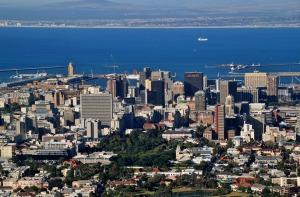 Kapstaden, Sydafrika Foto: Pixabay