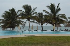 Ett av de finare hotellen i Gambia, det har dock inget med texten att göra Foto: Fatou Touray