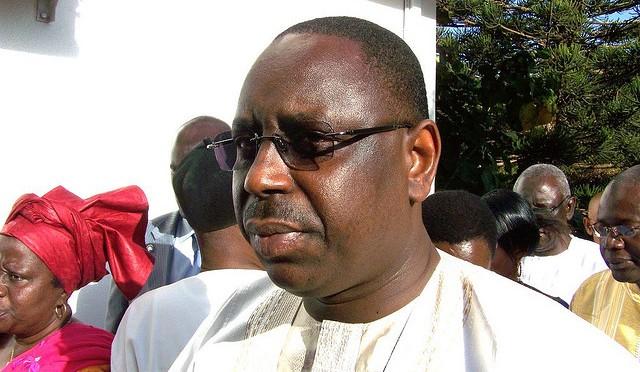 Senegals högsta domstol säger nej till att korta ner president Macky Salls mandat
