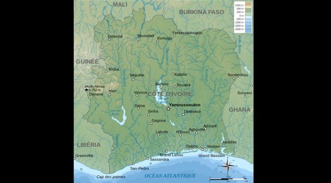 Flera barn bland dödsoffren i terrorattacken i Elfenbenskusten