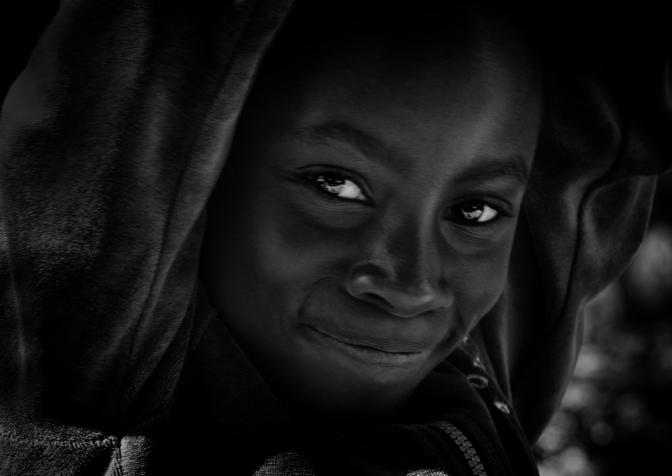 Fotoutställning på Just Africa: Barnablick – Regards d'enfant (av Solo Baro)