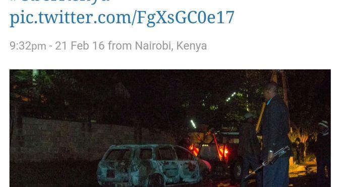 Åtal gällande mordförsök på Uberförare i Kenya – en i raden av kontroverser kring bolaget