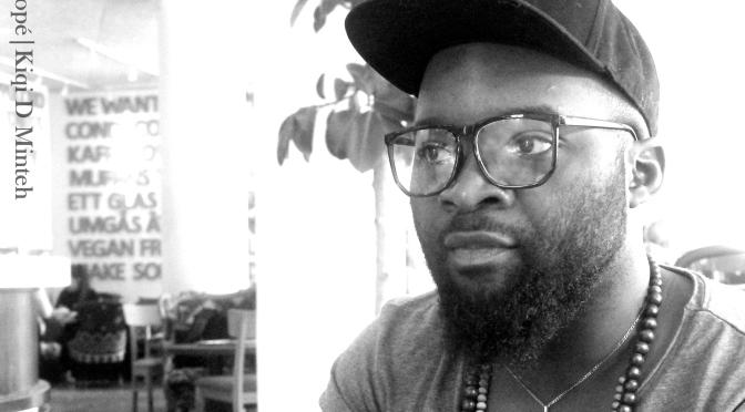 """Afropé träffar artisten Juwon Simmons: """"Jag vill vara en del i att brygga över barriärer och överkomma fördomar"""""""