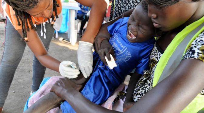 Läkare Utan Gränser kämpar för billigare lunginflammationsvaccin