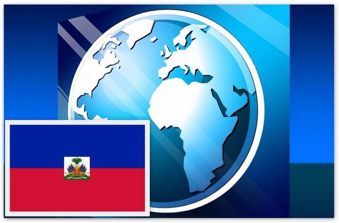 Haiti väljs inte in i Afrikanska unionen enligt pressmeddelande