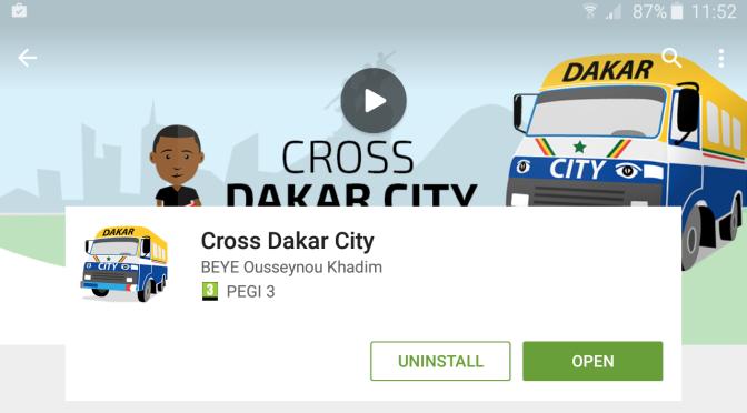 Cross Dakar City – Det senegalesiska dataspelet som uppmärksammar barns utsatthet