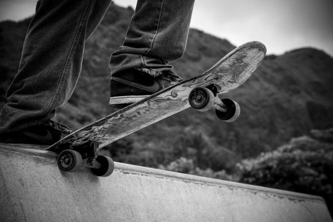 Etiopiens skateboardåkare har fått en egen skatepark