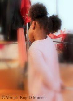 Personen på bilden är inte flickan i berättelsen - Foto: Afropé | Kiqi D Minteh