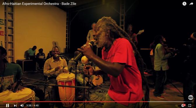 Afro-Haitian Experimental Orchestra: Musikprojektet som förenar över Atlanten