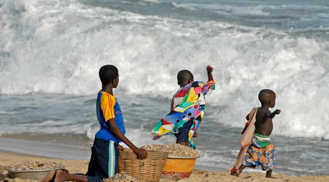 En särskild app har tagits fram i Ghana som hjälper till att utbilda autistiska barn