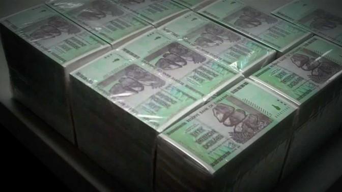 Den ekonomiska krisen i Zimbabwe förvärras