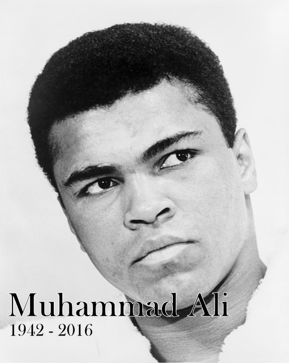 """The Greatest"" har somnat in – Muhammad Ali är död"