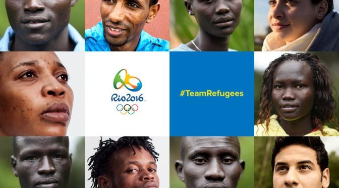 Team Refugee Olympic Athletes: Unikt lag med atleter på flykt till OS i Rio
